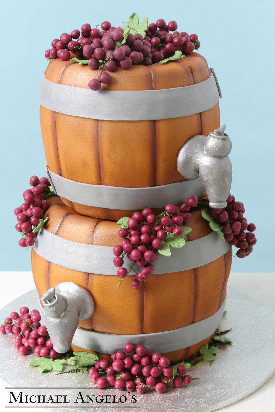 Mini Wine Barrels #2Groom