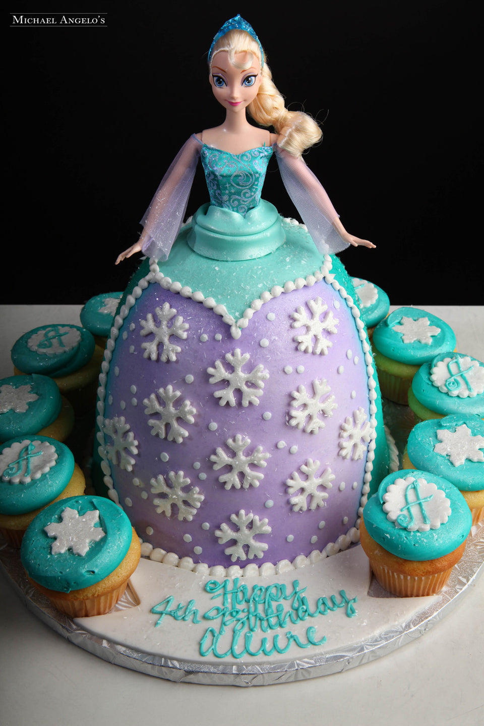 Frozen Snowflake Doll #223Characters