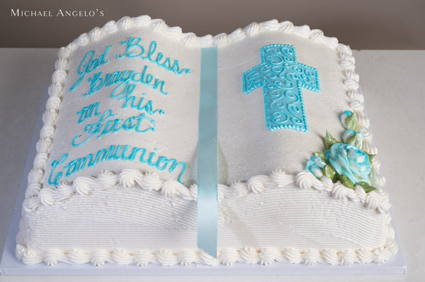 Bright Blue Bible #158Religious