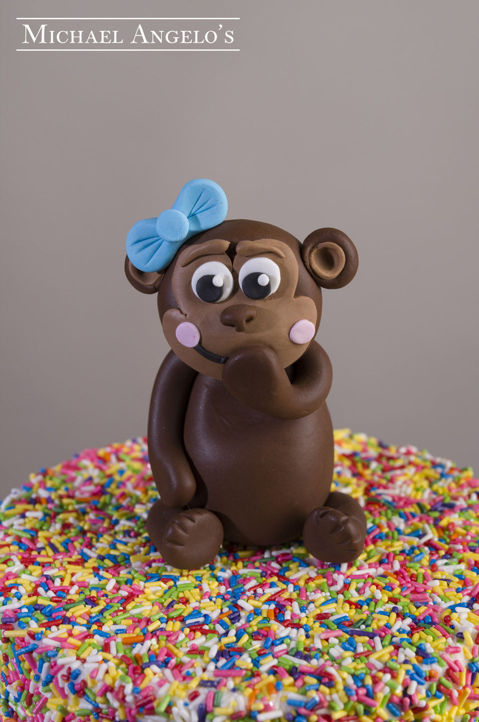 Monkey Sprinkles #111Animals