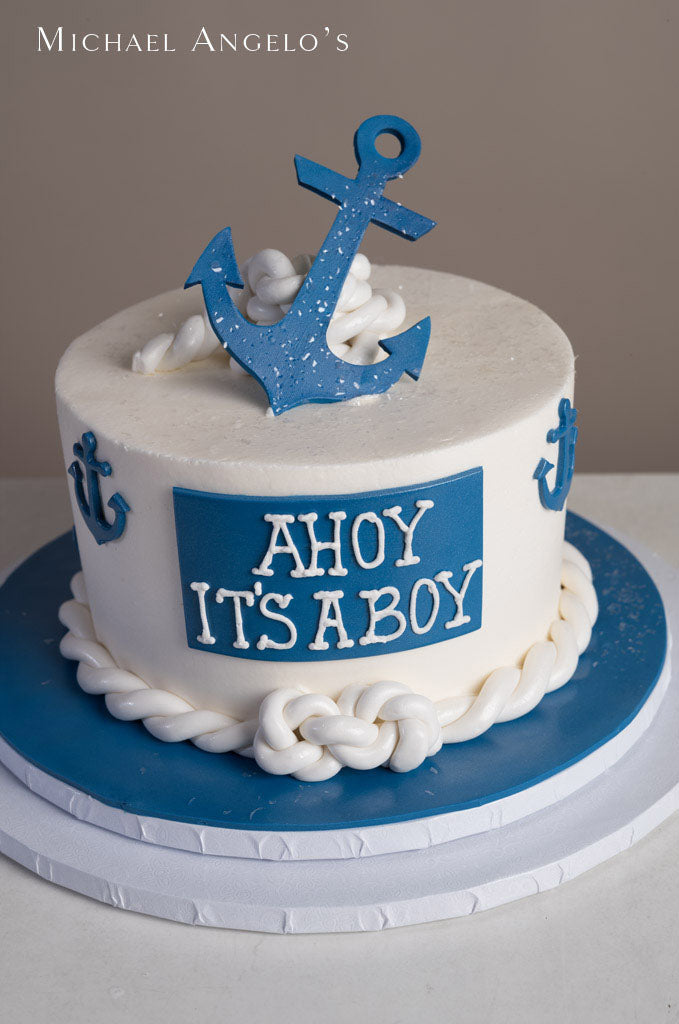 Ahoy! It's a Boy #266Baby