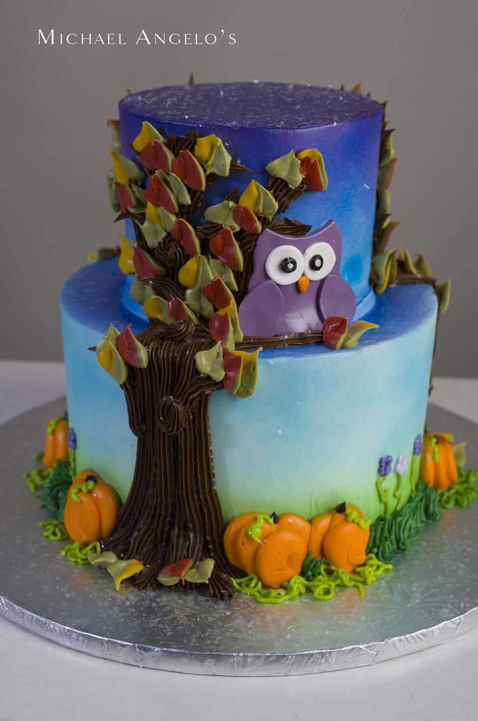 Autumn Owl #4Holiday