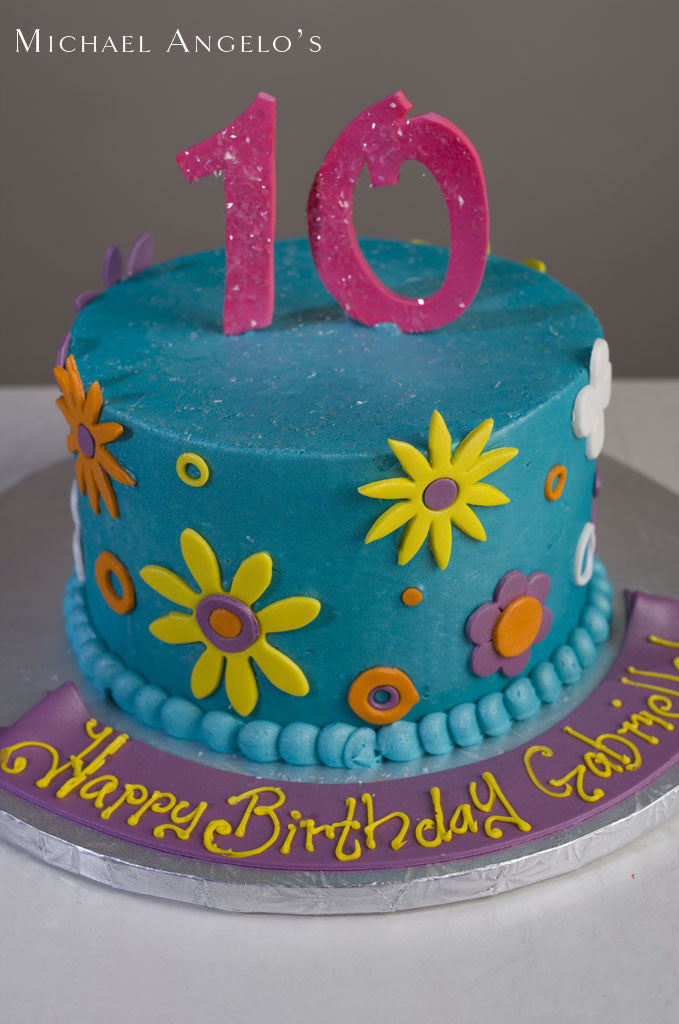 Daisy Made #100Swirls