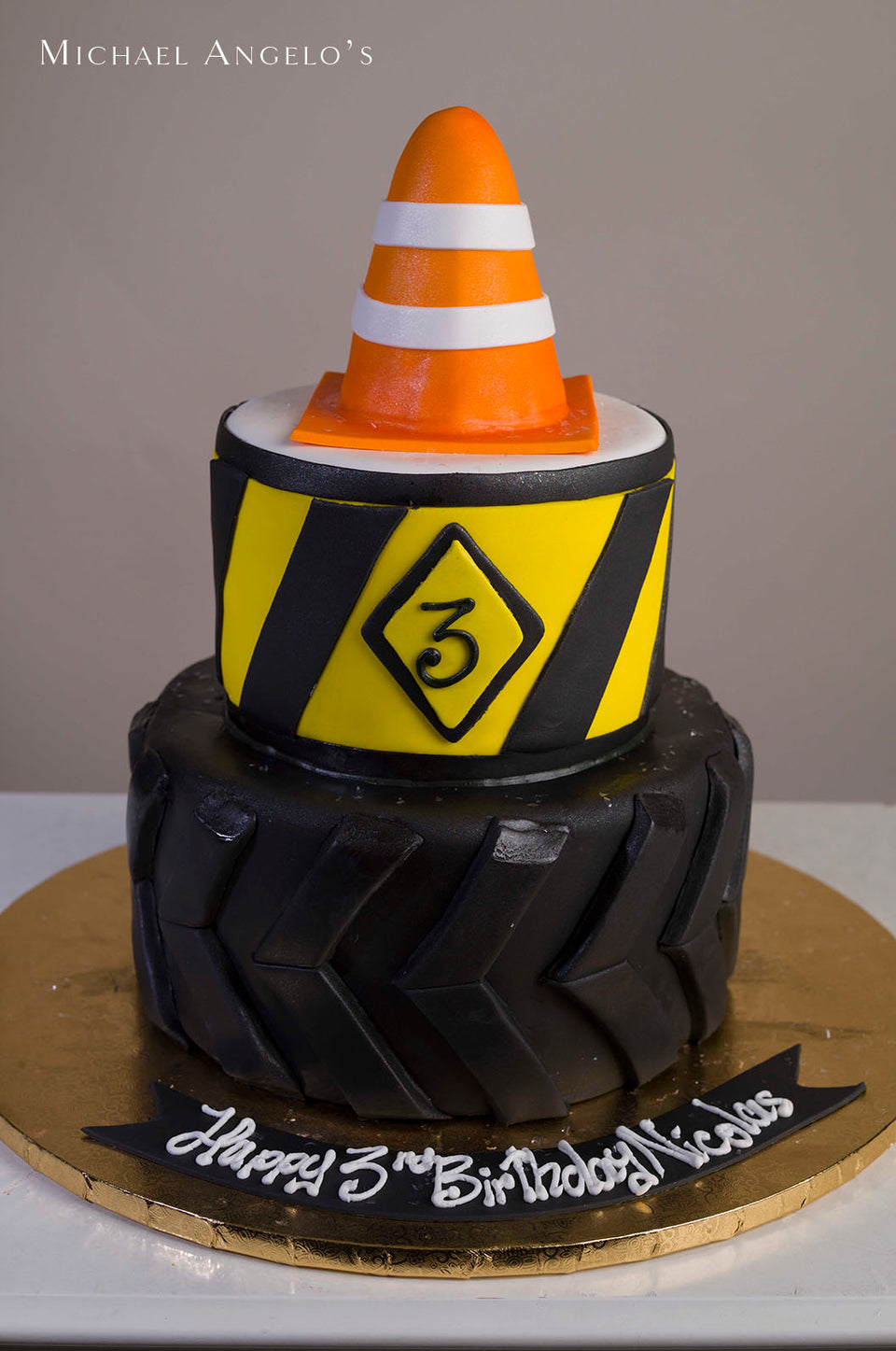 Tire with Cone #405Hobbies