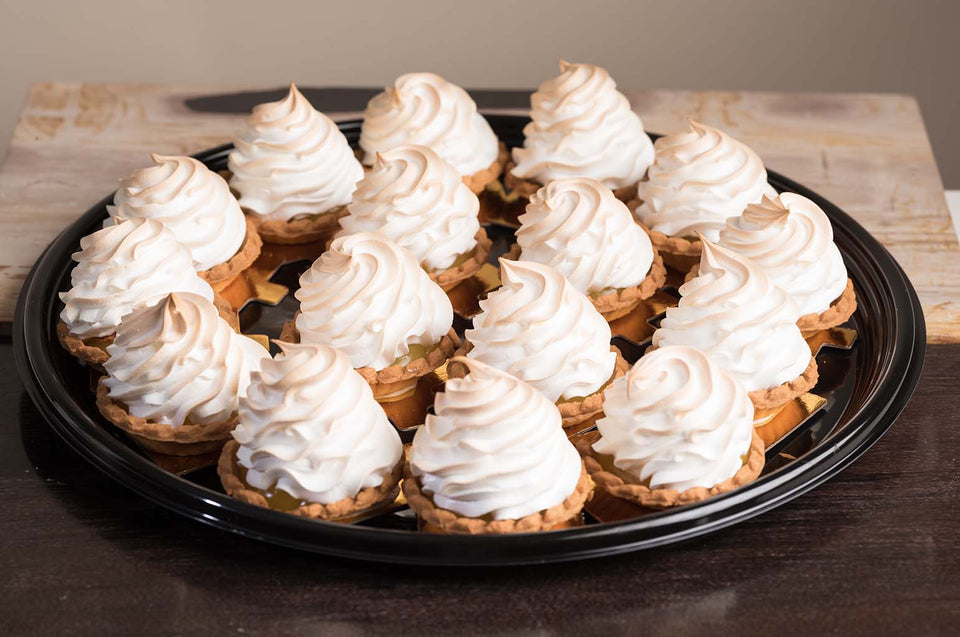 Online Party Tray Order - Lemon Meringue Tray