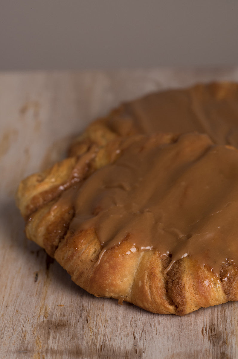 Maple Nut Danish