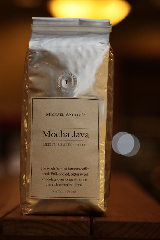 Mocha Java Coffee 1 lb