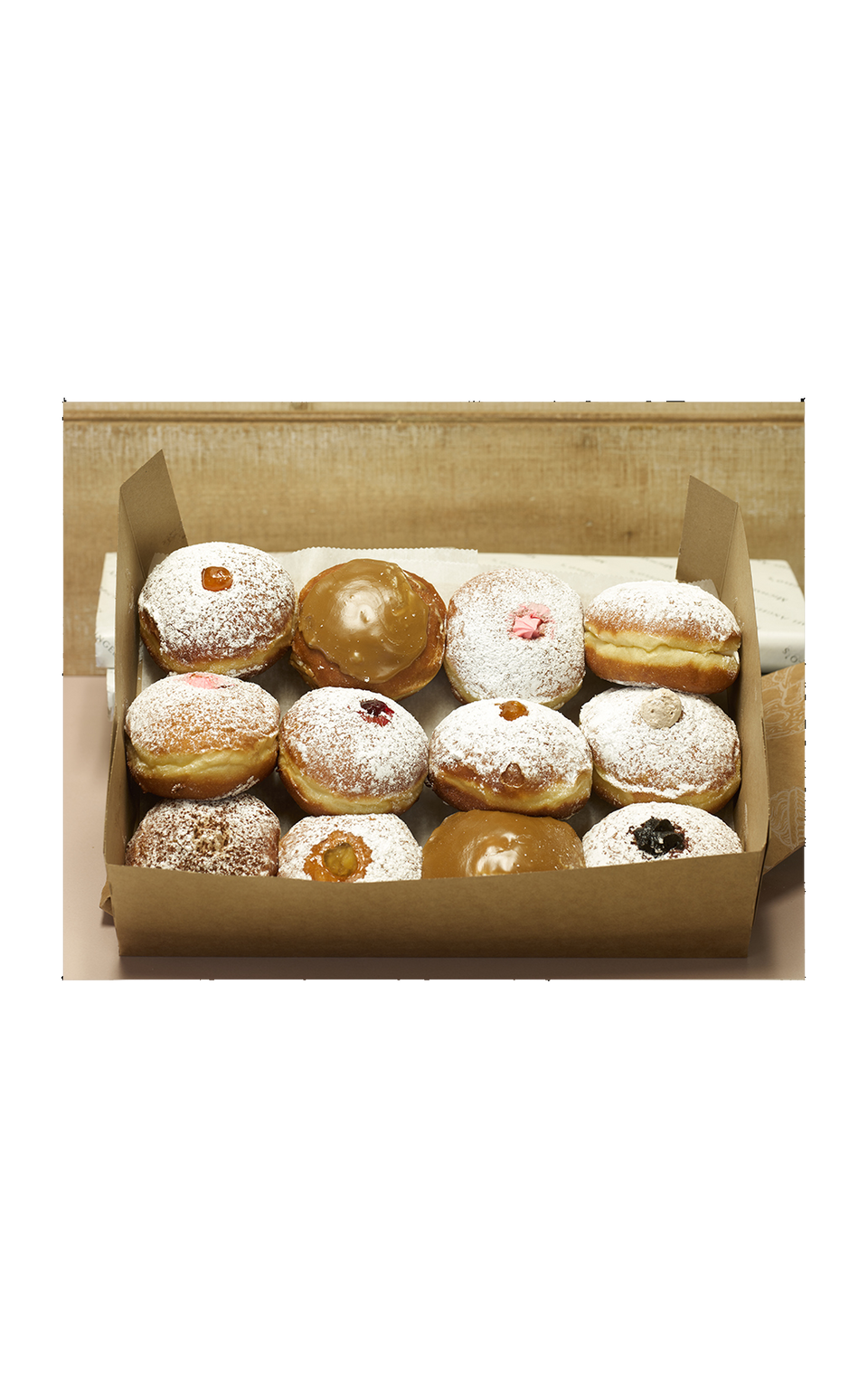 Build Your Own Paczki Box