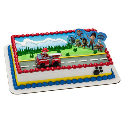 Paw Patrol DecoPac Kit