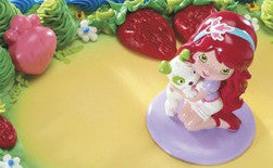 Strawberry Shortcake Shop #58Characters (Strawberry Cafe Toy Discontinued)