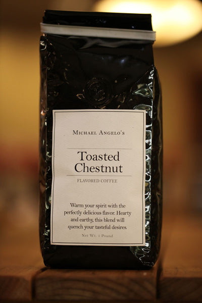 Toasted Chestnut Coffee 1 lb
