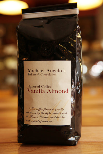 Vanilla Almond Coffee 1 lb