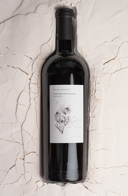 2016 Cabernet Sauvignon Red Mountain Wildflower