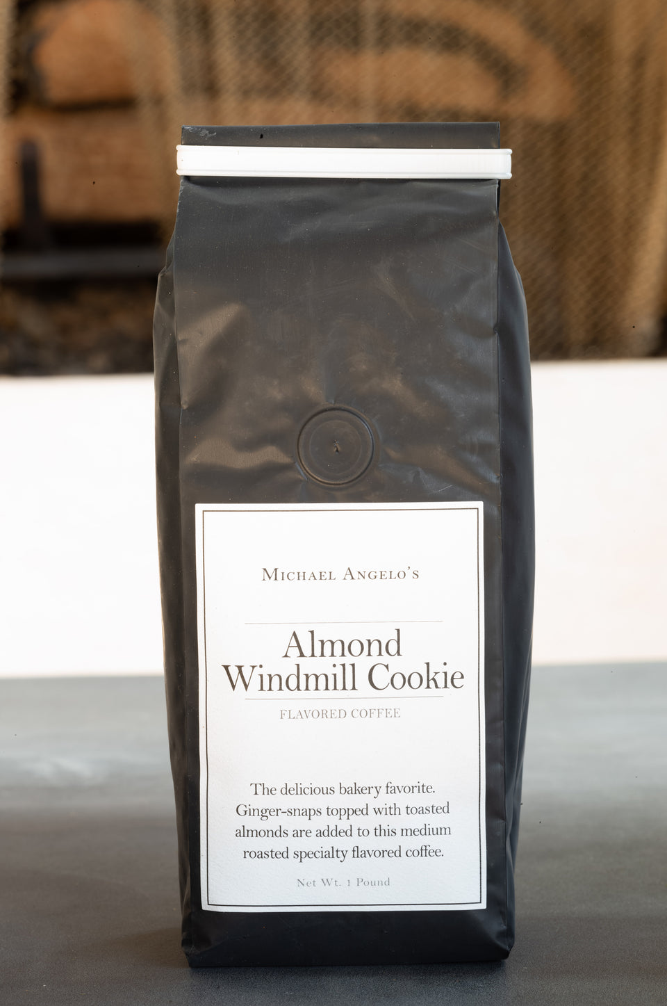 Almond Windmill Coffee 1 lb