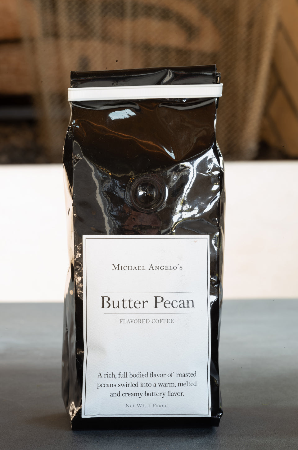 Butter Pecan Coffee 1 lb