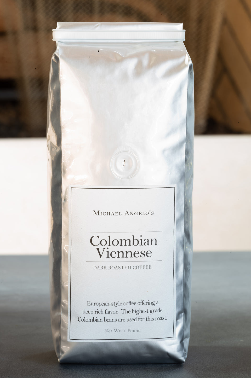 Colombian Viennese Coffee 1 lb
