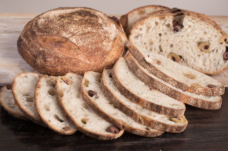 Country Olive Bread