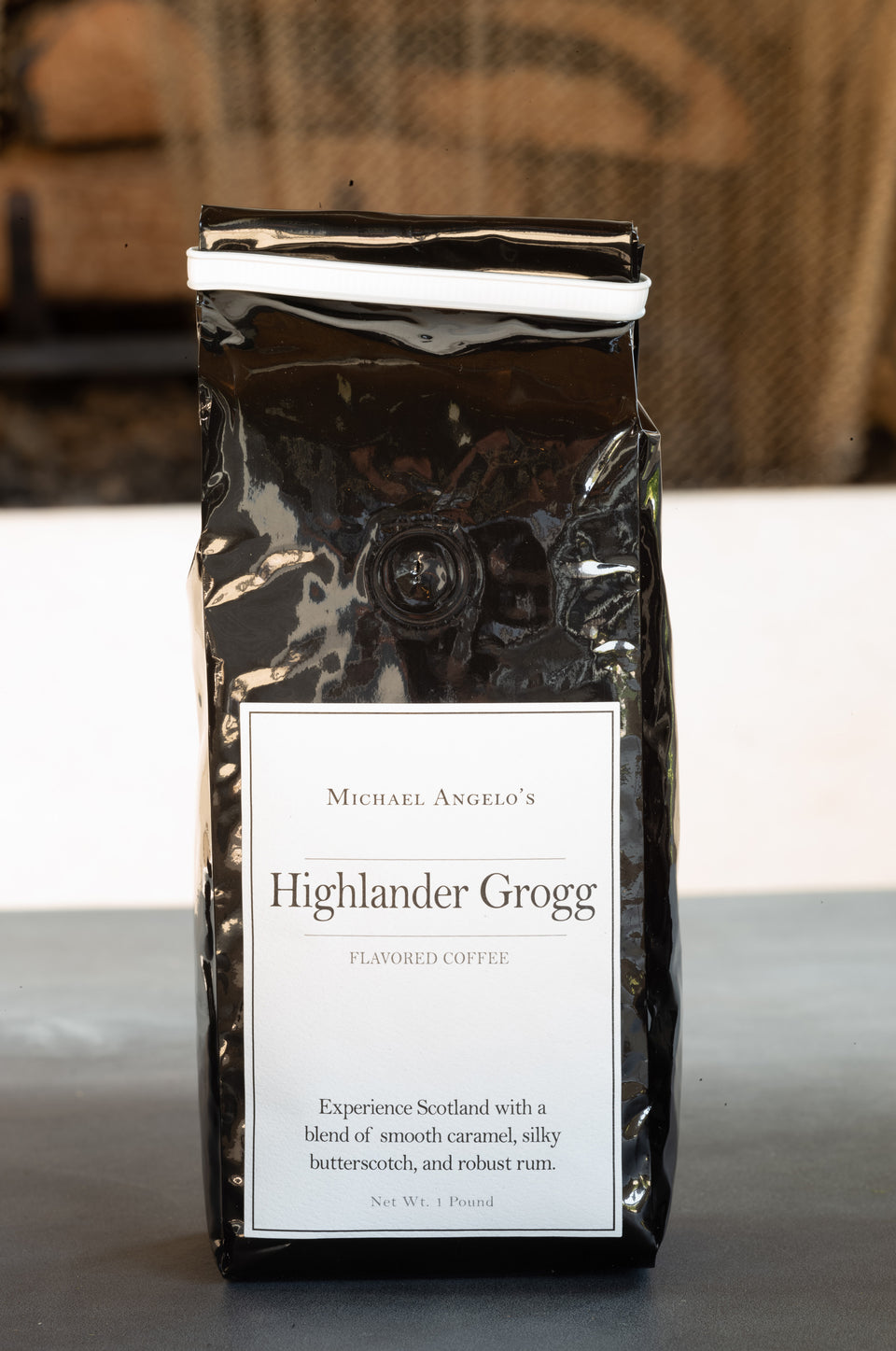 Highlander Grogg Coffee 1 lb