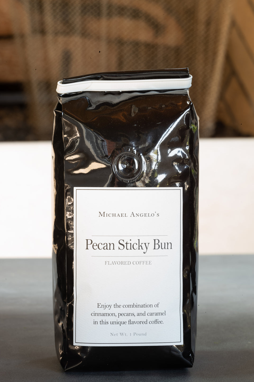 Pecan Sticky Bun Coffee 1 lb