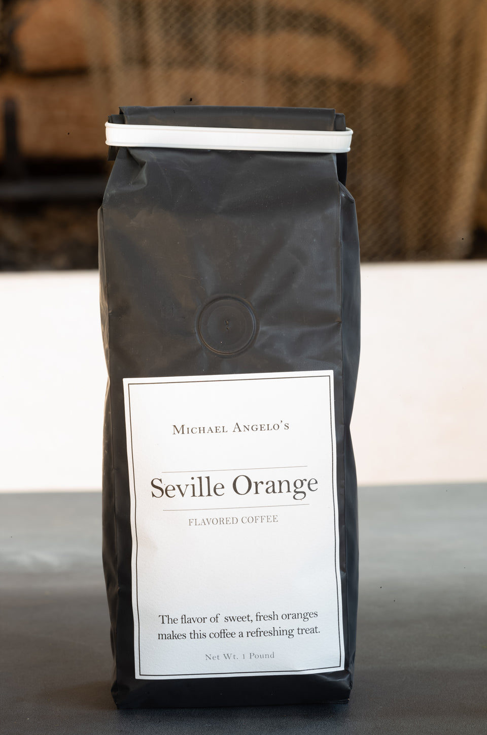 Seville Orange Coffee 1 lb