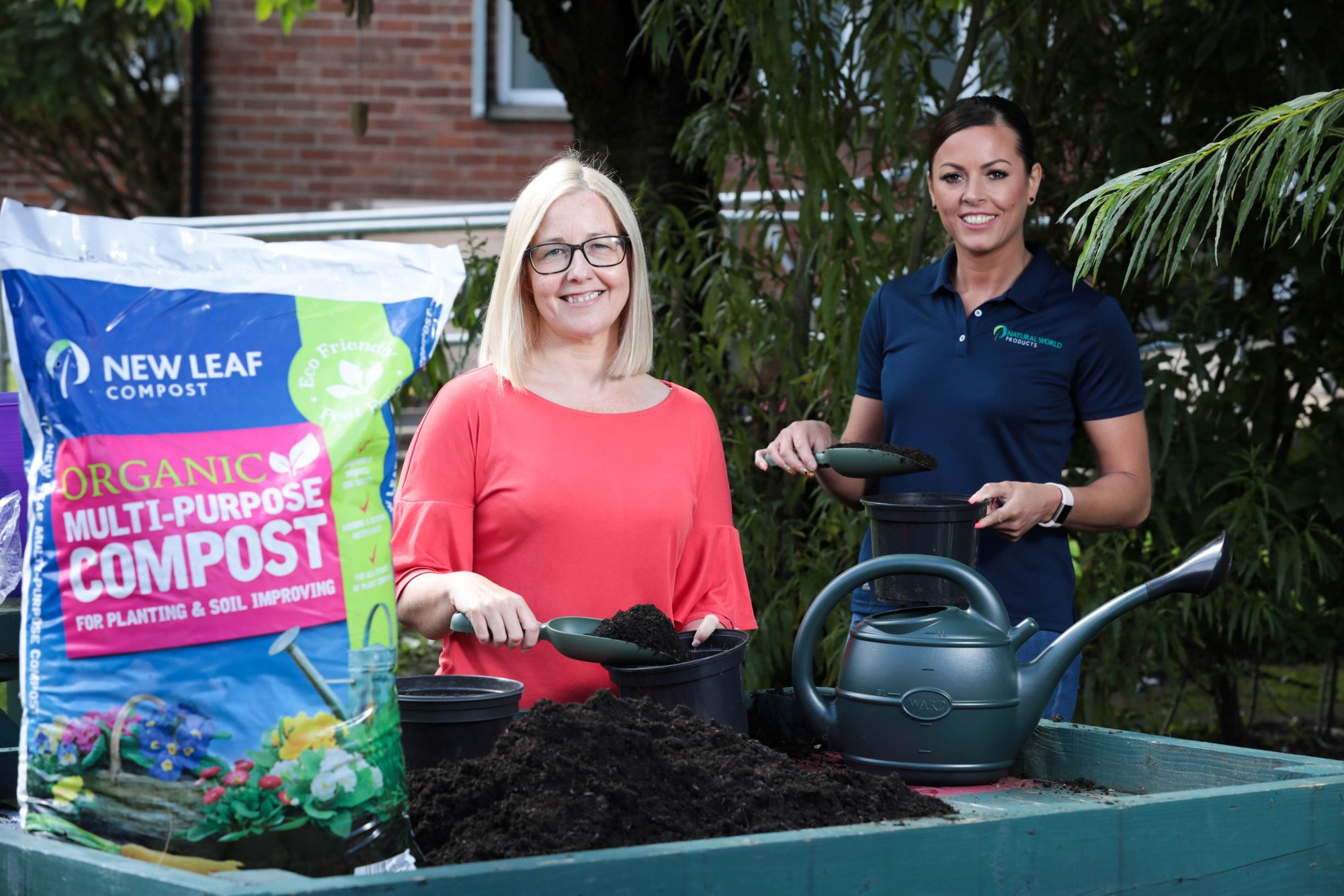 New Leaf Compost supports mental health provision during COVID