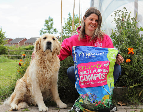 Kinder Garden Cooks supported by New leaf Compost to improve mental health of over 20 families