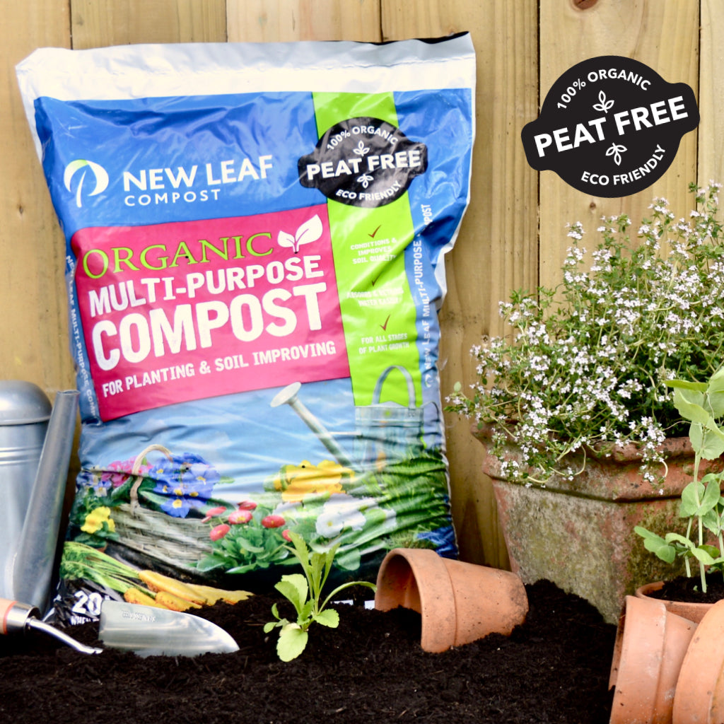 Organic Multi-purpose Compost (20L) | 20 Litre Bag