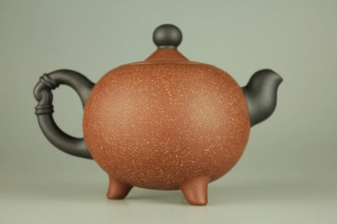Yixing Zisha Clay Teapot 320ml #395