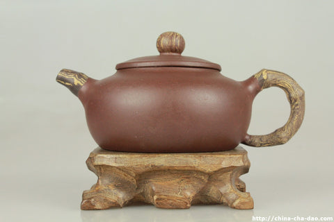 Yixing Zisha Clay Teapot 150ml #219. Offical Douji Puerh Tea Store. http://china-cha-dao.com