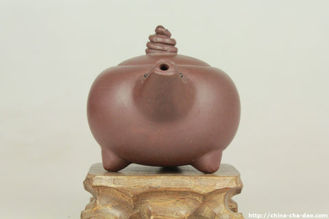 Yixing Zisha Clay Teapot 150ml #242 Offical Douji Puerh Tea Store http://china-cha-dao.com