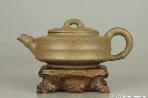 Yixing Zisha Clay Teapot 150ml #255 Offical Douji Puerh Tea Store http://china-cha-dao.com
