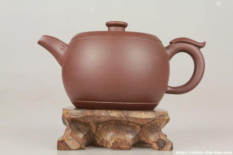 Yixing Zisha Clay Teapot 180ml #251. China Cha Dao | Offical Douji Puerh Tea Store. http://china-cha-dao.com