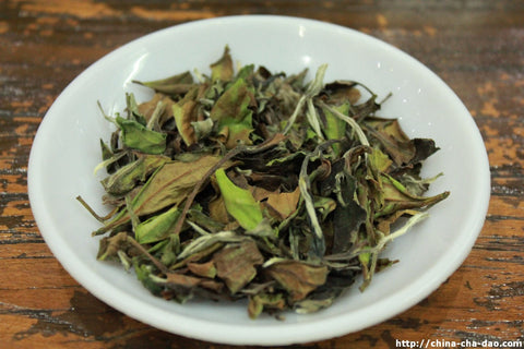 "2012 Premium ""Fu Ding Bai Cha"" White Tea China Cha Dao 