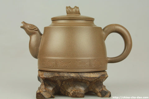 Yixing Zisha Teapot 170ml #276 China Cha Dao | The Choice of your Chinese tea! http://china-cha-dao.com