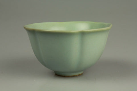 Ru Kiln Celeste Celadon Teacup 60ml #0208. http://china-cha-dao.com