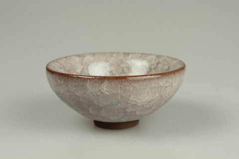 Ice Crack Pattern Porcelain Teacup 40ml #0113c. http://china-cha-dao.com