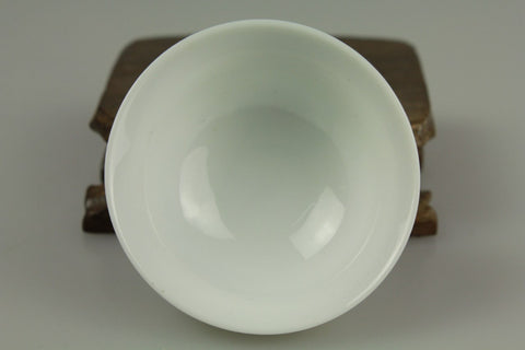 Chinese Porcelain Gongfu Teacup *6 Cup Set* 6 x 40ml #0074. http://china-cha-dao.com