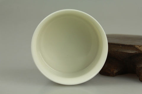 Chinese Porcelain Gongfu Teacup *2 Cup Set* 2 x 40ml #0176. http://china-cha-dao.com