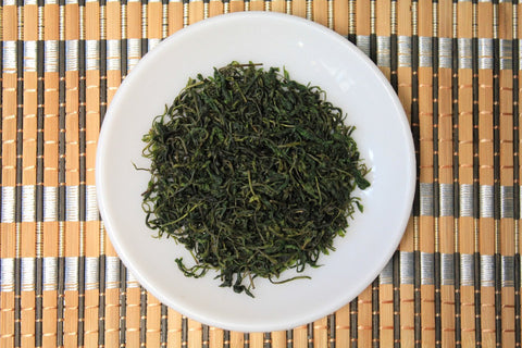Premium Ligustrum Robustum (Small Ku Ding) Green Tea *Bitter Tea* http://china-cha-dao.com
