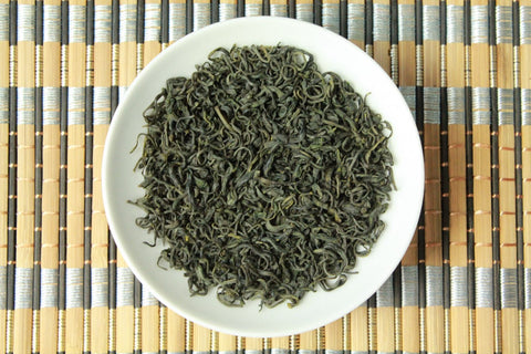 "Premium ""Lu Shan Yun Wu (Cloud & Mist)"" Green Tea. http://china-cha-dao.com"