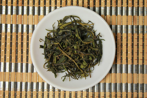 "Premium ""Huang Shan Mao Feng"" Yellow Mountain Green Tea. http://china-cha-dao.com"
