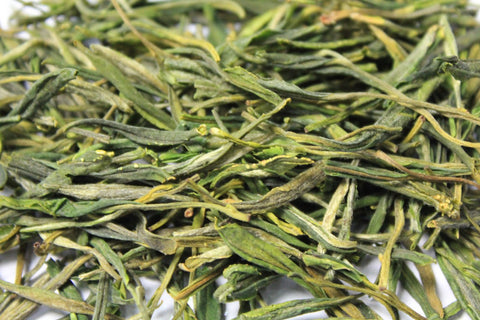 "Pre-Ming Premium AAA ""Huang Shan Mao Feng"" Yellow Mountain Green Tea. China Famous Top Tea Tea. http://china-cha-dao.com"