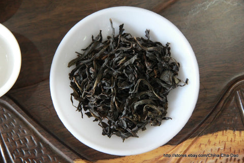 "Premium AAA+ ""Shi Ru"" Wuyi Mountain Rock Tea. http:china-cha-dao.com"