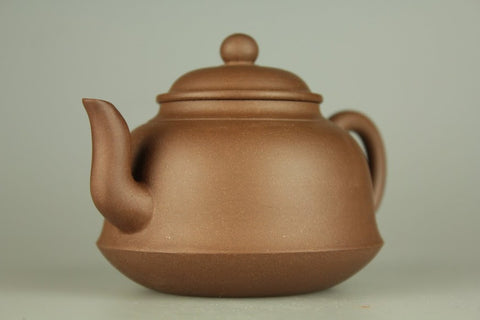 Yixing Zisha Clay Teapot 240ml #334
