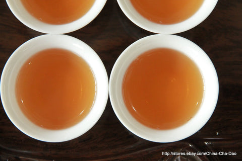 Da Hong Pao (Big Red Rope) Wuyi Mount Chinese Oolong Tea. China Top Ten Famous Tea. http://china-cha-dao.com