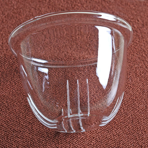 Clear Glass Teapot with Filter 400ml FH-226 #0092. http://china-cha-dao.com