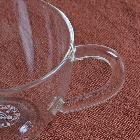 Clear Glass Tea Cup 150ml FH-336LP #0010. http://china-cha-dao.com