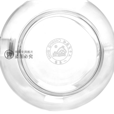 Clear Glass Tea Pitcher 360ml FH-360Y #0013. http://china-cha-dao.com
