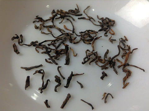 "2006 ""Gong Ting"" Ripe Puerh Tea (Loose Leaf). http://china-cha-dao.com"