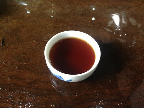 "2010 ""Grade 5"" Ripe Puerh Tea (Loose Leaf)"